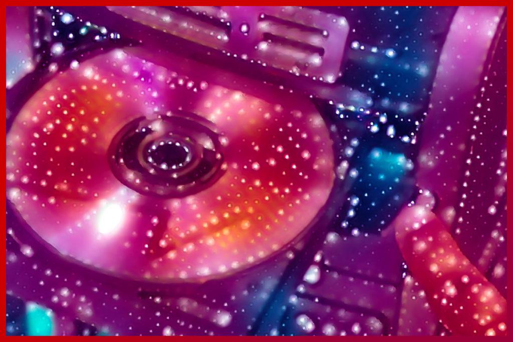 Запись дисков Хабаровск Метеор